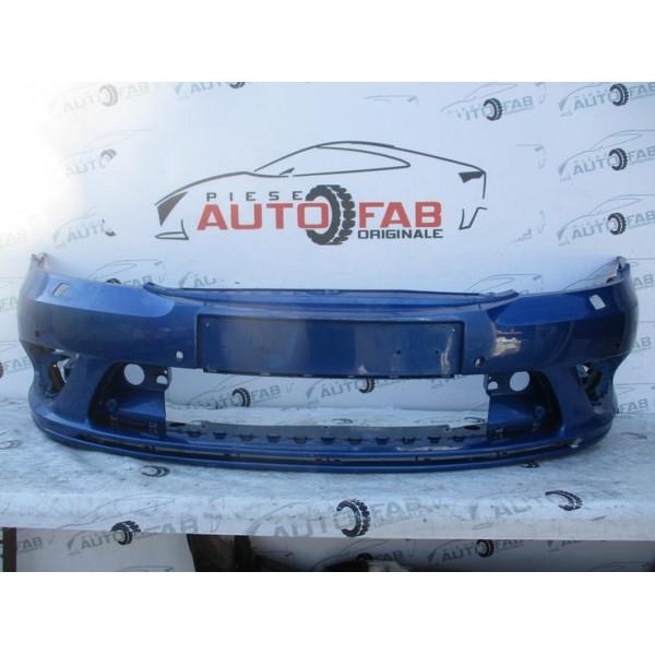 Bara fata Skoda Octavia 2 VRS Facelift an 2008-2009-2010-2011-2012-2013 Gauri pentru 4 senzori si spalatoare faruri