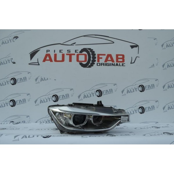 Far dreapta Bmw Seria 3 F30-F31 Bixenon-Led 63.11-7 259 526 cu defect an 2012-2015