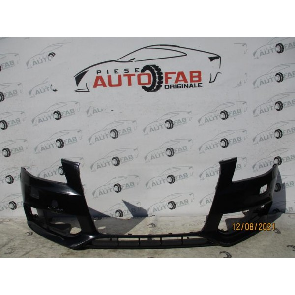 Bara fata Audi A4 B8 an 2008-2009-2010-2011-2012 Gauri pentru 4 senzori si spalatoare faruri