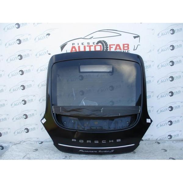 Haion Porsche Panamera 970 an 2009-2010-2011-2012-2013 Geam luneta spart