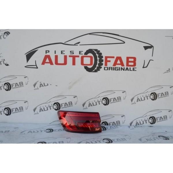 Stop stânga Audi A4 B9 Combi an 2016-2017-2018-2019 full LED, de pe aripă