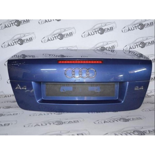 Capotă portbagaj Audi A4 cabriolet an 2001-2005