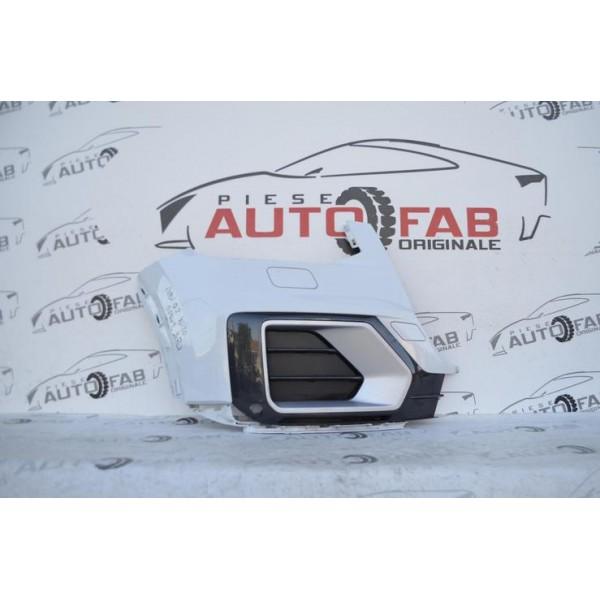 Flaps dreapta față Audi Q2 an 2016-2020 cu găuri pentru Parktronic şi spălătoare faruri