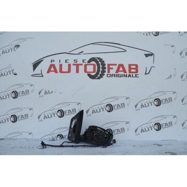 Oglindă dreapta Seat Mii, Volkswagen UP, Skoda Citigo an 2011-2019 cu încălzire, reglaj electric, semnalizare
