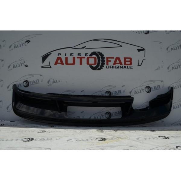 Fustă bară spate Volkswagen Tiguan an 2016-2019 cu găuri pentru 4 senzori
