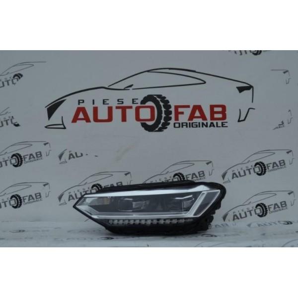 Far stânga Volkswagen Touran full LED an 2015-2019 COD 5TB 941 081 A