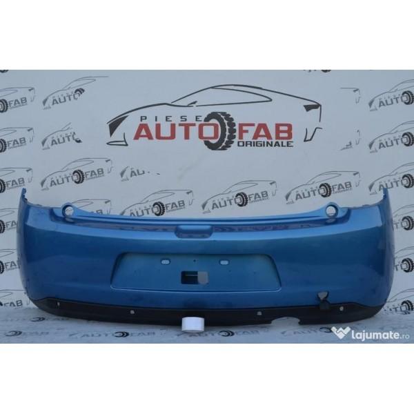 Bară spate Citroen C3 an 2010-2013 cu găuri pentru Parktronic