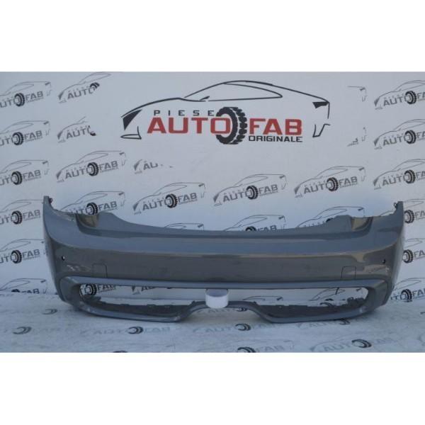 Bară spate Mini Cooper S F55 an 2014-2019 cu găuri pentru Parktronic