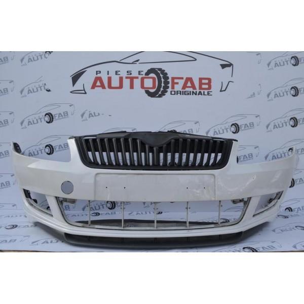 Bară față Skoda Fabia 2 Facelift Monte Carlo an 2010-2014