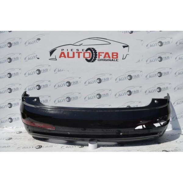 Bară spate Audi Q3 8U an 2011-2014 cu găuri pentru 6 senzori