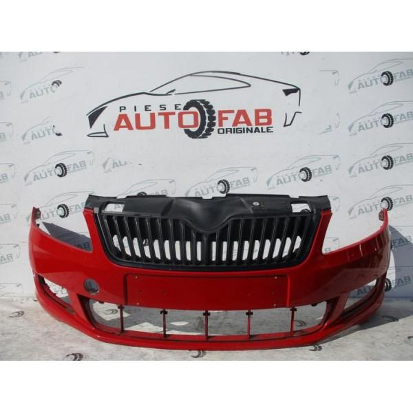 Bara fata Skoda Fabia 2 Facelift an 2010-2011-2012-2013-2014