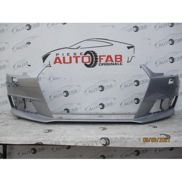 Bara fata Audi A4 B9 an 2016-2017-2018-2019 Gauri pentru 4 senzori si spalatoare faruri