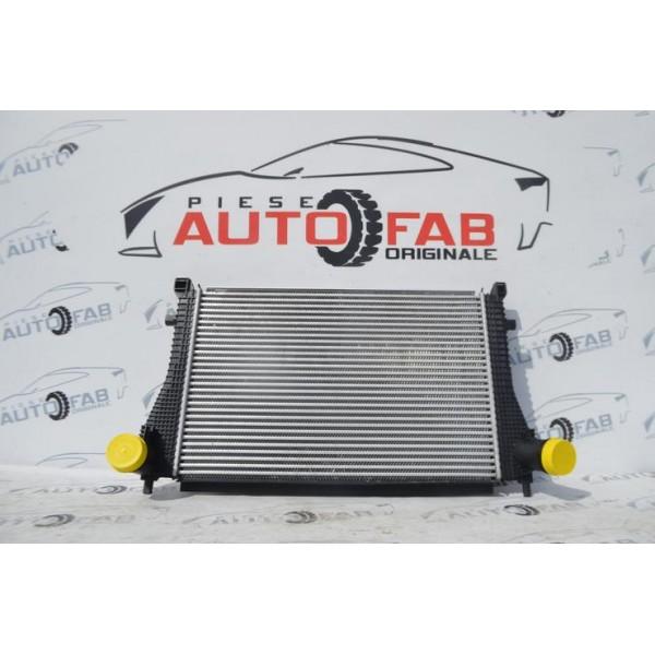 Radiator climă + intercooler Volkswagen, Skoda, Seat, Audi COD 5Q0145803T+5Q0816411AR an 2012-2020 Intercooler 1.8 TFSI / 2.0 TFSI