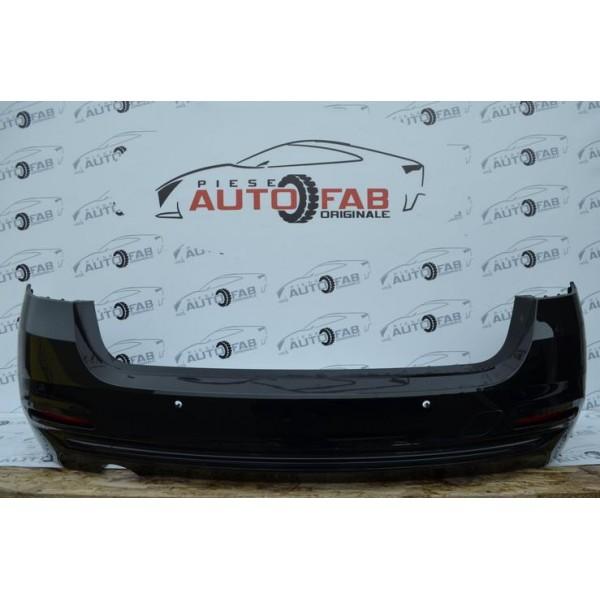 Bară spate Bmw Seria 3 Combi F31 LCI Sportline/Luxury an 2015-2019 cu găuri pentru parktronic