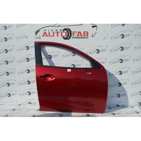 Ușă dreapta față Mazda 2 an 2014-2020